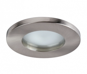Spot salle de bain HD1050 - IP65 nickel satine