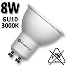Ampoule led GU10 8 watts non-dimmable - Beneito Faure