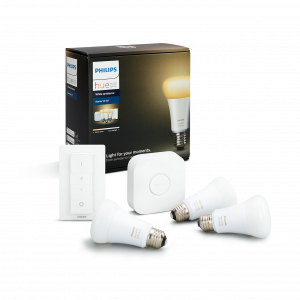 Starter Kit 3X E27 Philips Hue